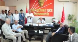 CHP Bayram Töreni gerçekleşti