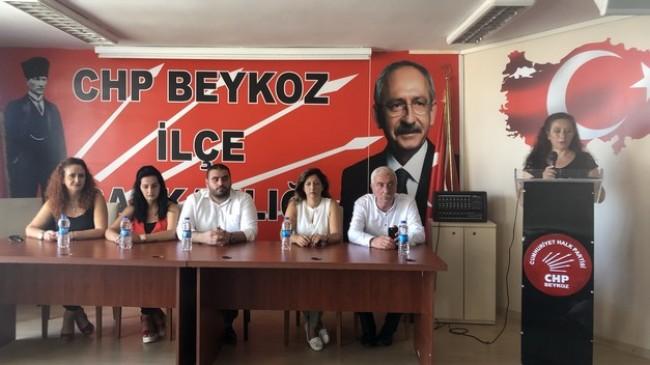 CHP Kadın Kolları Başkanı Çalışkan'dan Emine Bulut açıklaması