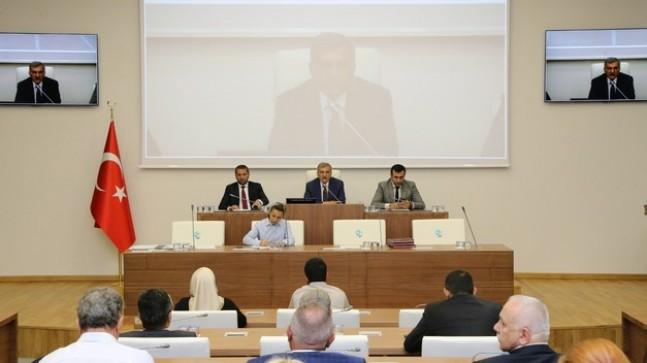 Belediye Meclisi Çalışmalara Başladı