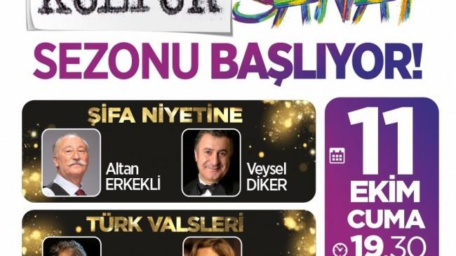BEYKOZ'DA 2019-2020 KÜLTÜR-SANAT SEZONU BAŞLIYOR
