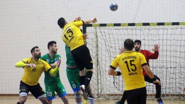 Beykoz Belediyespor son saniyede güldü