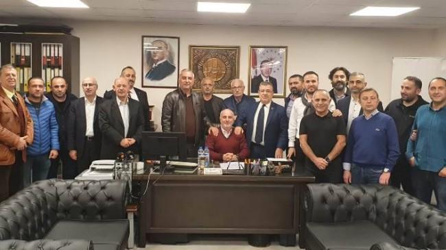Beykoz Spor Kulübü Yönetimi İlk Toplantısını Yaptı