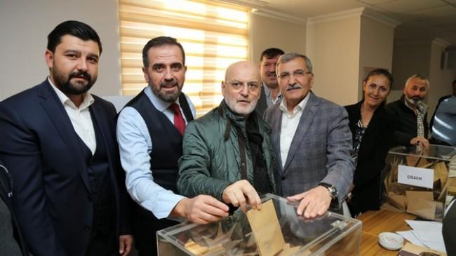 AK Parti Beykoz delege seçimini tamamladı