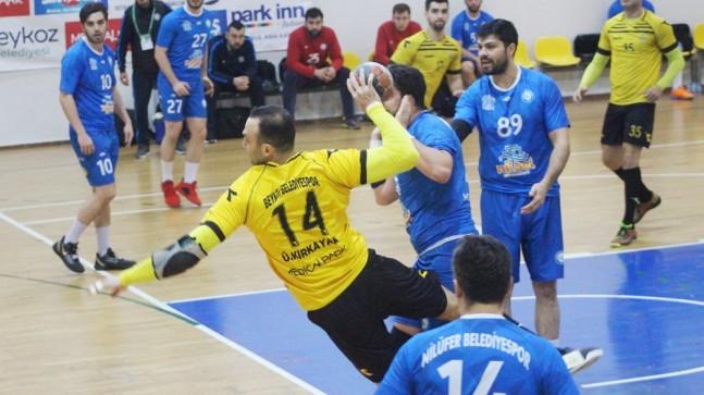 Beykoz Bld. Spor kupanın yarı final ilk maçından beraberlikle ayrıldı