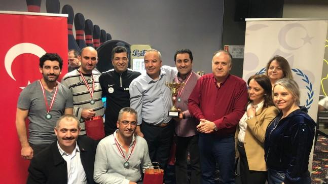 Beykoz Gençlik ve Spor İlçe Müdürlüğü Kurumlararası Bowling Turnuvası