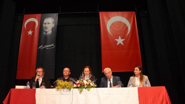 DİSK Genel Başkanı, Beykoz'da konuştu