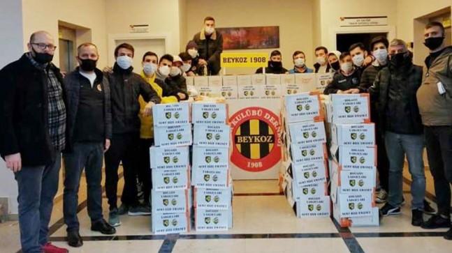Boğazın Yargıçlarından Koronavirüs kampanyası