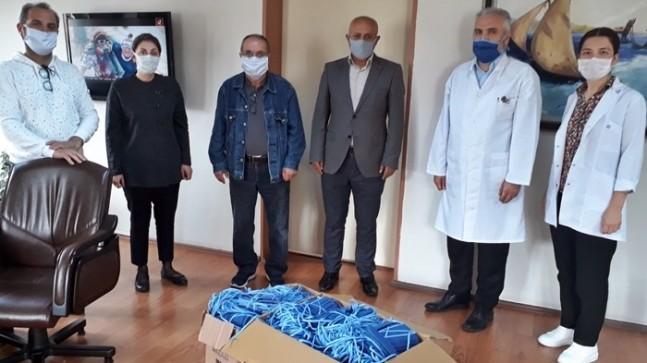 Beykoz Halk Eğitimi Merkezi'nin Koruyucu Maske Seferberliği Devam Ediyor
