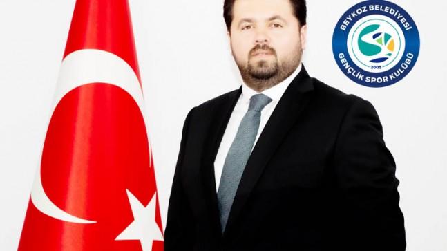 Beykoz Belediyesi Spor Kulübünde Başkan Fatih Sağlam