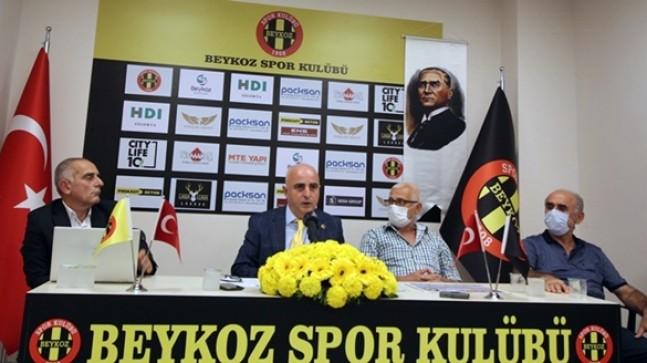 """Zeki Aksu: """"Tarihi Kulüp Binası Beykoz Spor'un Malıdır"""""""