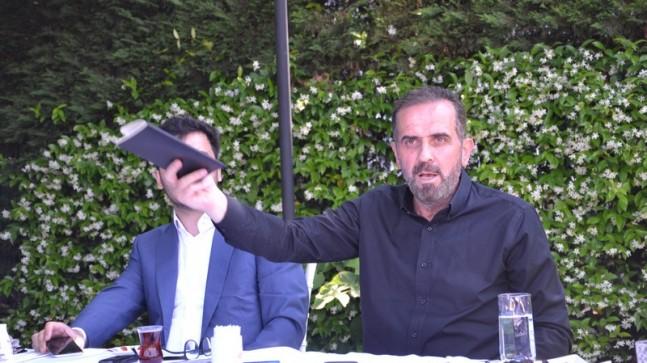"""Dilmaç: """"CHP Beykoz Halkını Yok Sayıyor"""""""