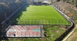 Beykoz'a Yeni Spor Sahaları