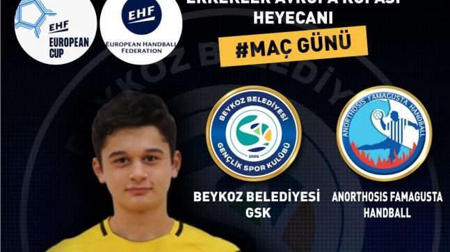 Beykoz Belediyesi GSK-Anorthosıs Famagusto Hentbol maç saatinde değişiklik