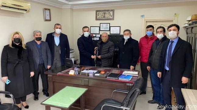 AK Parti Beykoz 2023 hazırlıklarına başladı!