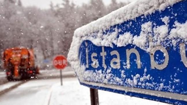 İstanbul Valiliği Uyardı: Kar Geliyor