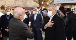 Beykoz, Başkan Murat Aydın'ın acılı gününde yanındaydı