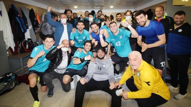 Beykoz Belediyespor İnandı ve Kazandı 31-28