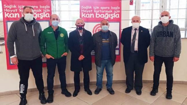 Beykoz Kulüplerinden Marmara Üniversitesi Kan Bağış Kampanyasına Destek Var
