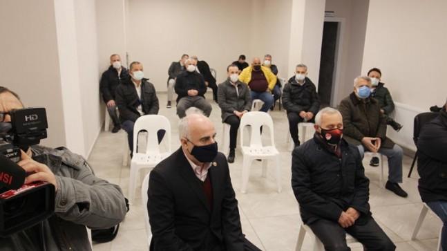 Beykoz Spor Kulübü'nde Zeki Aksu Yeniden Başkan