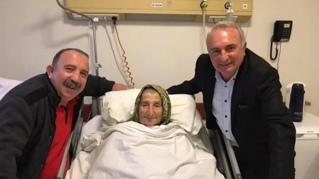 CHP Beykoz Belediye Başkan Adayı Tosun'un Annesi Vefat Etti