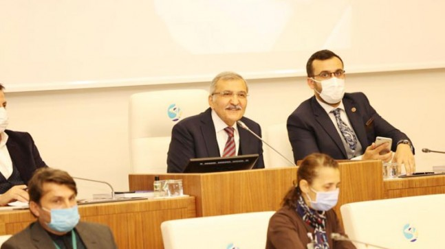 Beykoz Belediye Meclisi'nde komisyonlar yenilendi