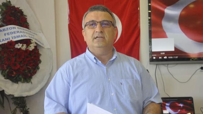 Beykoz Trabzonlular Derneği'nin Yeni başkanı Erdal Uzuner