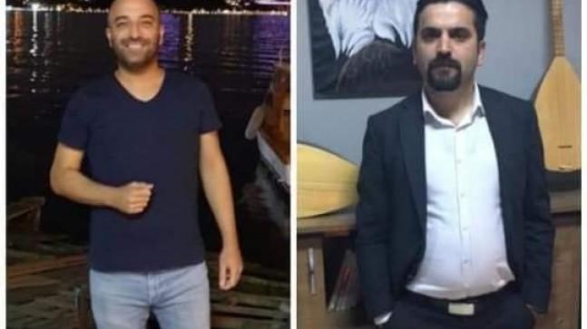 İnan Aktürk ve Oktay Demir silahlı saldırı sonucu hayatlarını kaybetti
