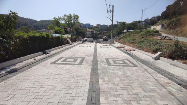 Mahmut Şevket Paşa Prestij Cadde Düzenlemesi Başladı