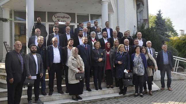AK Parti Beykoz Mahalle Muhtarlarıyla Buluştu